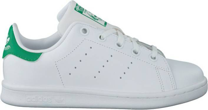 Adidas Originals Stan Smith Junior White/Fairway Green Kind online kopen