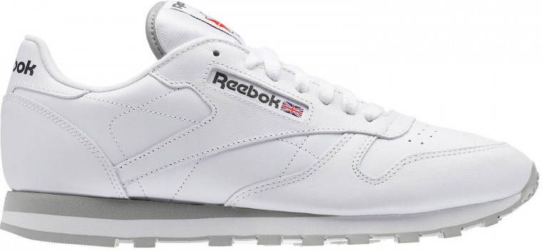 Reebok Classics Classic Leather sneakers wit online kopen